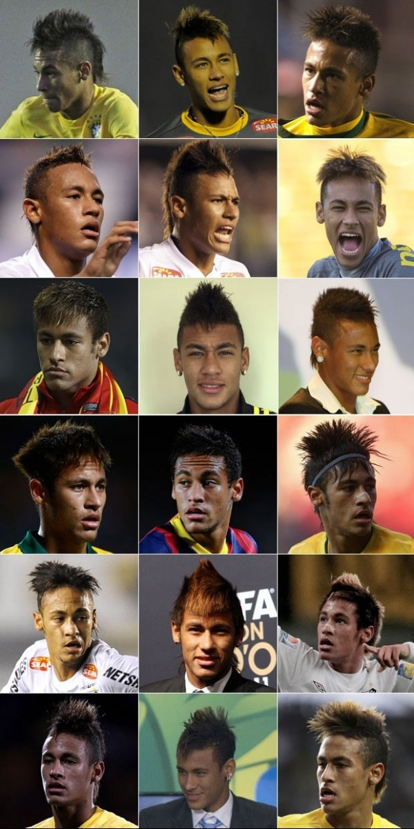 Parabéns, Neymar! Craque da Seleção comemora 22 anos!