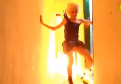 Fã acidentalmente incendeia casa ao prestar homenagem a Preta Gil