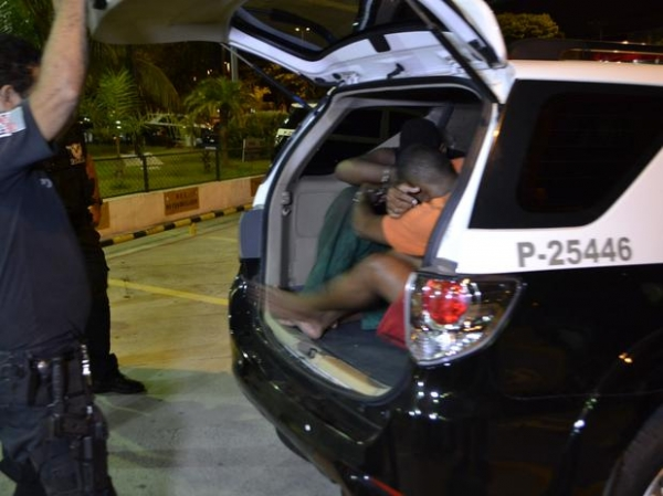 Polícia descarta participação de presos em abordagem de filho de Alckmin