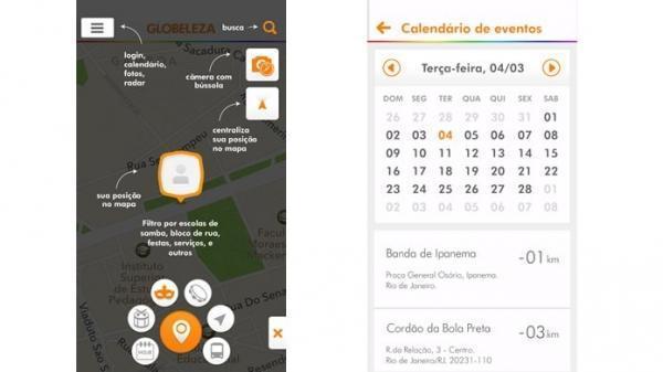 Apps para Carnaval: mapas, guia e ferramentas para se dar bem na folia