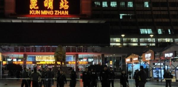 Ataque a estação de trem na China deixa ao menos 27 mortos 5