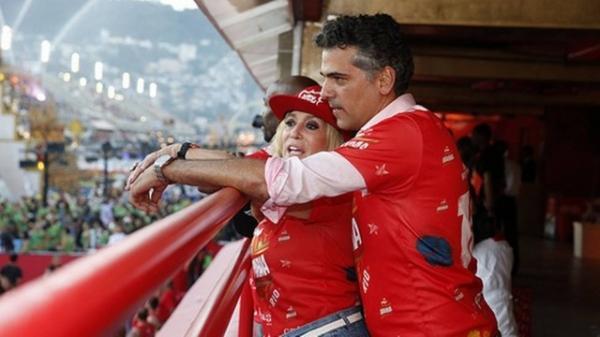 Affair de Susana Vieira é visto em clima de romance com Helena Ranaldi, na mesma noite
