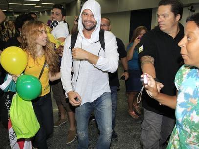 Ricky Martin está de volta: