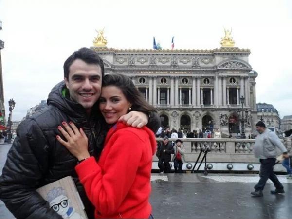 Ex-BBBs Mariana Felício e Daniel Saulo vão ser pais