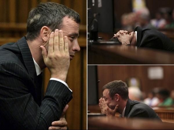 Pistorius não usava próteses quando atirou na namorada, diz especialista
