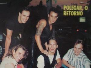 Ex-integrante da banda Polegar é delegado no Oeste catarinense
