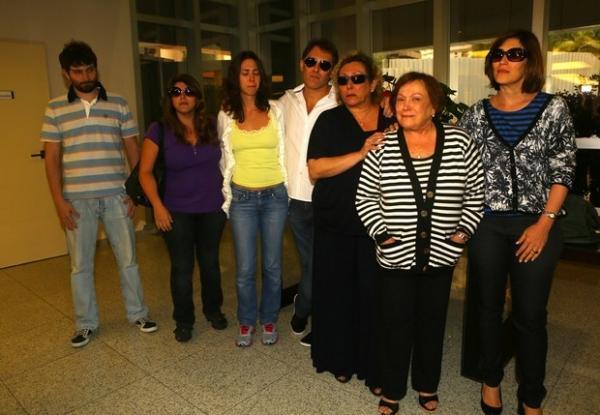 Família de Paulo Goulart fala da perda:
