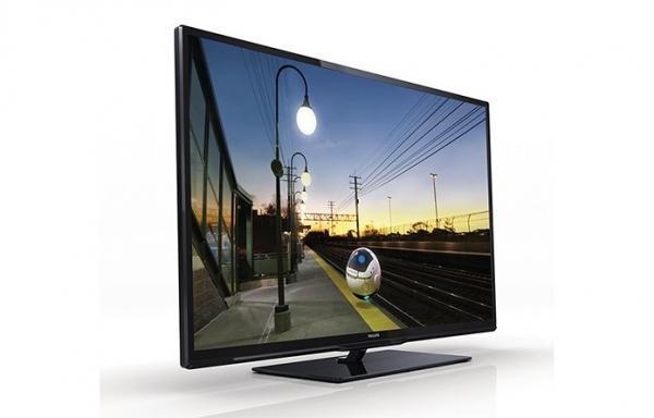 Philips lança linha de TVs LED com telas que vão de 32 a 50 polegadas