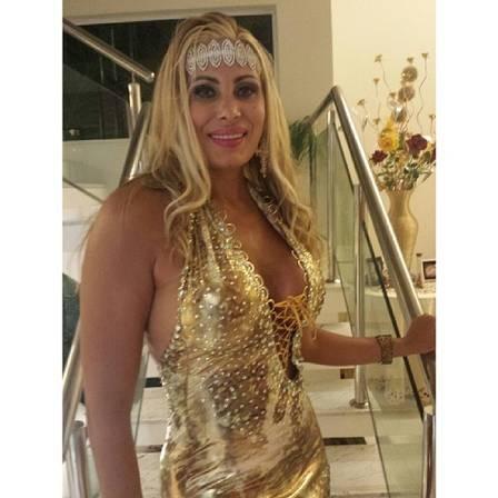 Angela Bismarchi perde quatro quilos e diz que, aos 47 anos, está em sua melhor forma