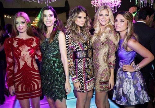 Atriz Marina Ruy Barbosa repete look supersexy usado por Fernanda Lima