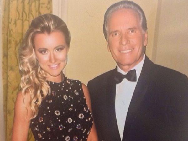 Gafe! M綟 de Latino confunde Ana Paula Siebert com filha de Roberto Justus