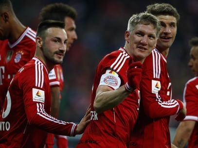 Bayern derrota Leverkusen e pode ser campeão em duas rodadas