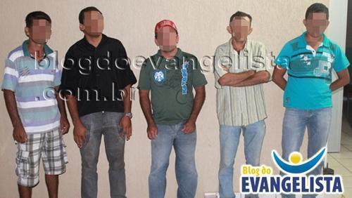 Homens são presos com CNHs falsificadas em interior do PI