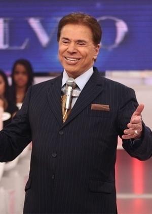 No SBT ninguém sabe quando Silvio Santos volta a gravar programas