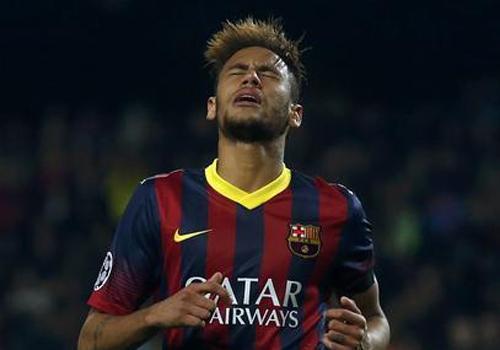 Polêmica pode ter afetado Neymar, diz técnico do Barcelona