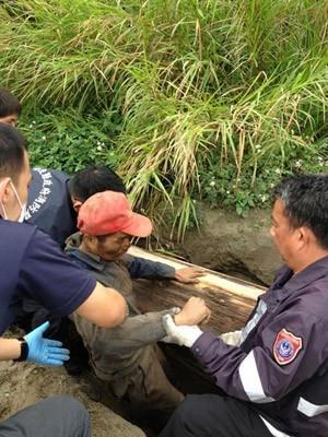Taiwanês sobrevive após ficar 4 dias