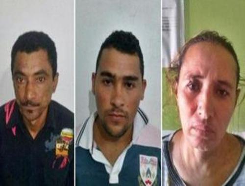 Trio cearense é suspeito de aplicar golpes em Oeiras