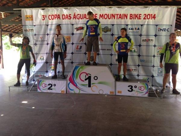 Campeonato Piauiense de Mountain Bike começa forte com 151 participantes na etapa de abertura