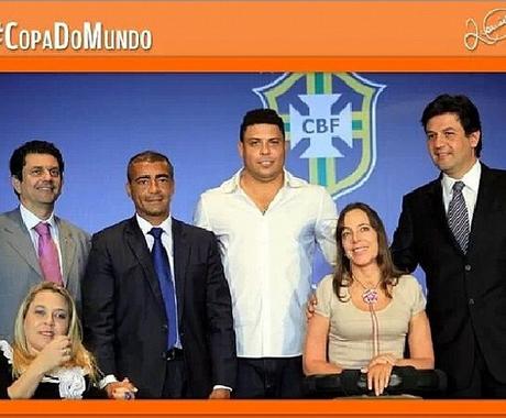 Romário cobra Ronaldo por ingressos para deficientes na Copa