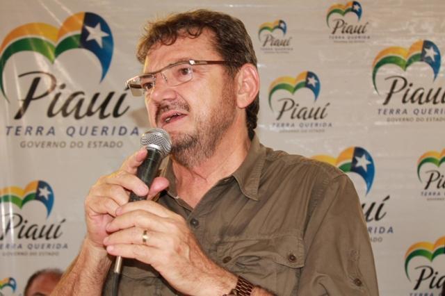 Governador Wilson Martins realiza inauguração de obras em São Miguel do Tapuio
