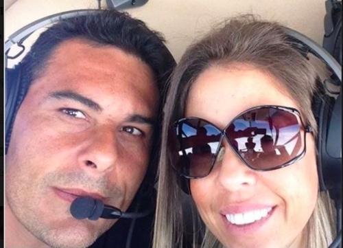 Após aparecer ao lado de Nicole, ex de Ana Maria Braga se casa novamente