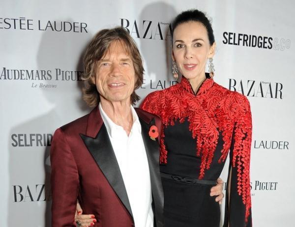 Namorada de Mick Jagger é encontrada morta, diz site
