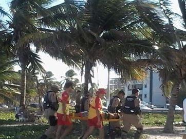 Surfista é atacado por peixe-espada em praia da Grande João Pessoa