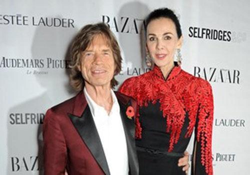 Mick Jagger fala sobre morte da namorada: