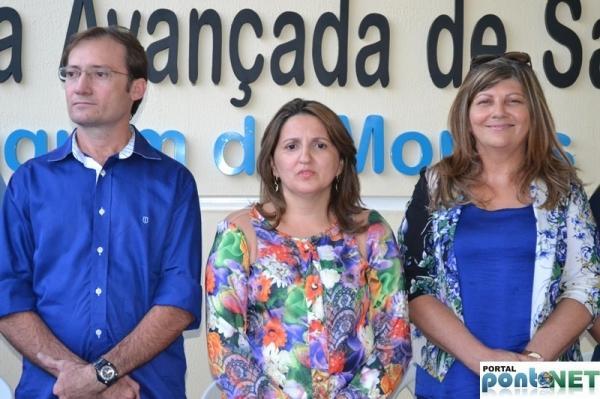 MASSAPÊ: Prefeito Chico Carvalho implanta NASF e inaugura Centro de Fisioterapia - Imagem 17