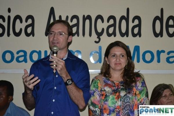 MASSAPÊ: Prefeito Chico Carvalho implanta NASF e inaugura Centro de Fisioterapia - Imagem 1
