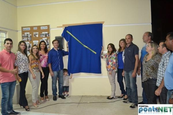MASSAPÊ: Prefeito Chico Carvalho implanta NASF e inaugura Centro de Fisioterapia - Imagem 24