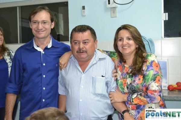 MASSAPÊ: Prefeito Chico Carvalho implanta NASF e inaugura Centro de Fisioterapia - Imagem 9