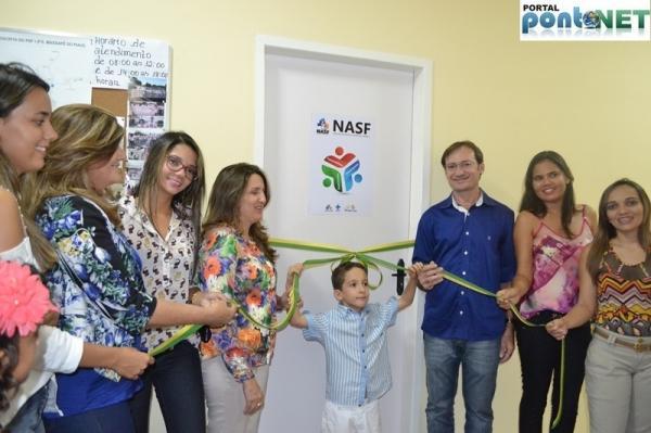 MASSAPÊ: Prefeito Chico Carvalho implanta NASF e inaugura Centro de Fisioterapia - Imagem 26
