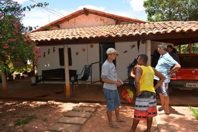 Casal de idosos é morto a golpes de facão em chácara na região Sul do Piauí