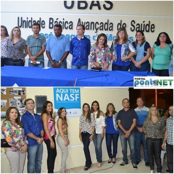 MASSAPÊ: Prefeito Chico Carvalho implanta NASF e inaugura Centro de Fisioterapia - Imagem 6