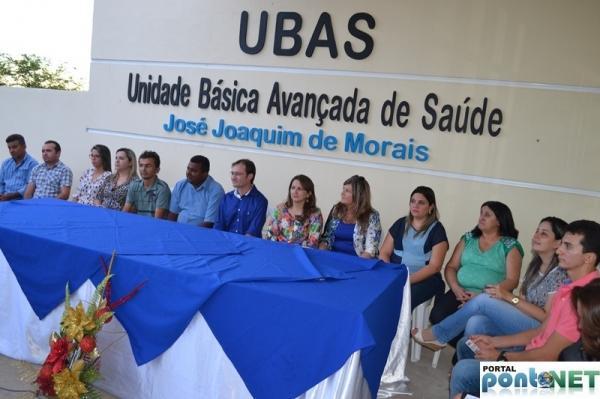 MASSAPÊ: Prefeito Chico Carvalho implanta NASF e inaugura Centro de Fisioterapia - Imagem 18
