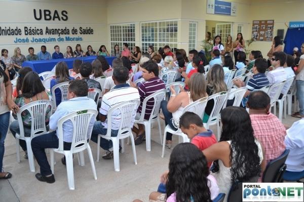 MASSAPÊ: Prefeito Chico Carvalho implanta NASF e inaugura Centro de Fisioterapia - Imagem 16