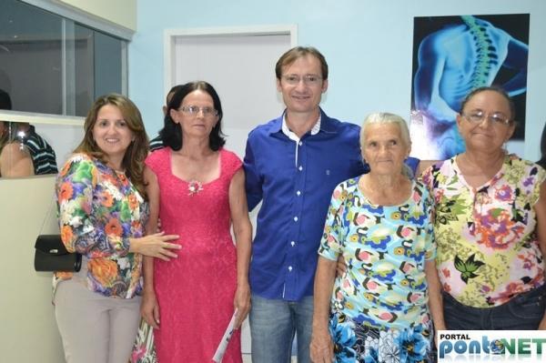 MASSAPÊ: Prefeito Chico Carvalho implanta NASF e inaugura Centro de Fisioterapia - Imagem 10
