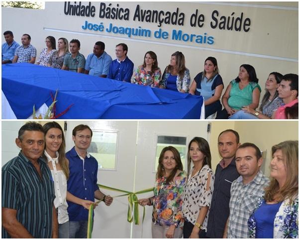 MASSAPÊ: Prefeito Chico Carvalho implanta NASF e inaugura Centro de Fisioterapia
