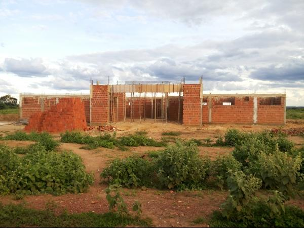 Construção da Unidade Básica de Saúde (UBS) - Imagem 1