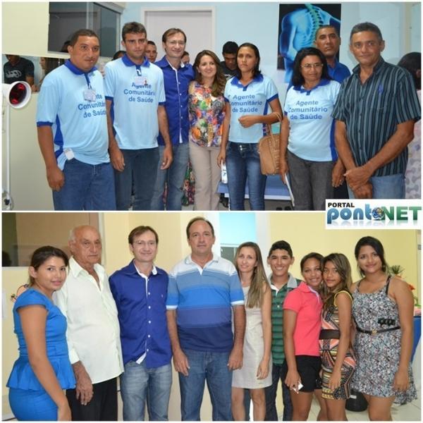 MASSAPÊ: Prefeito Chico Carvalho implanta NASF e inaugura Centro de Fisioterapia - Imagem 4