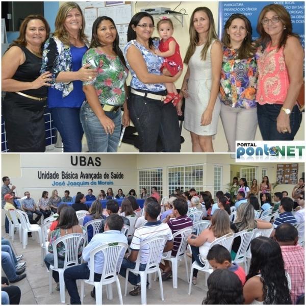 MASSAPÊ: Prefeito Chico Carvalho implanta NASF e inaugura Centro de Fisioterapia - Imagem 7