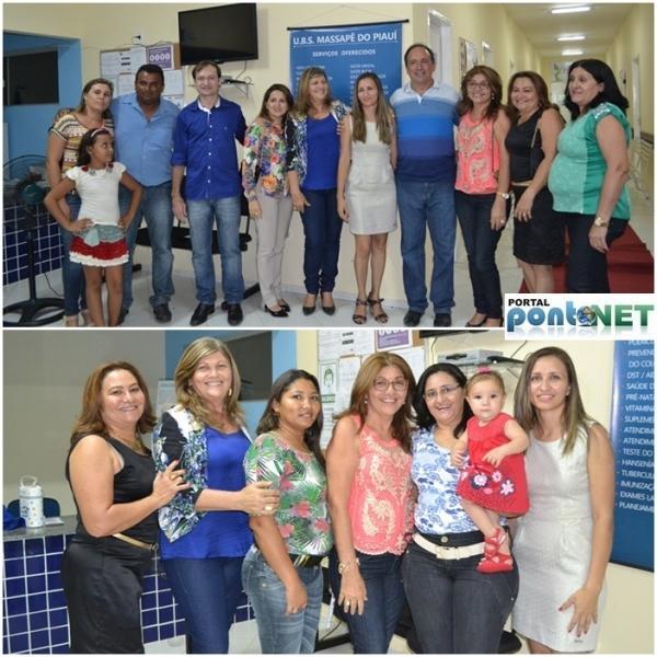MASSAPÊ: Prefeito Chico Carvalho implanta NASF e inaugura Centro de Fisioterapia - Imagem 5