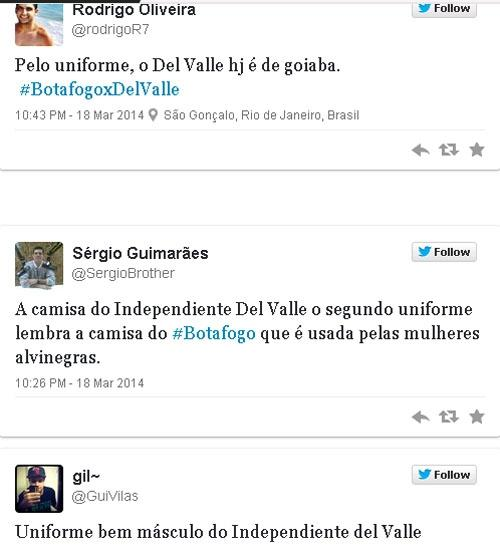 De uniforme do Crô a suco de goiaba: camisa do rival do Botafogo vira piada