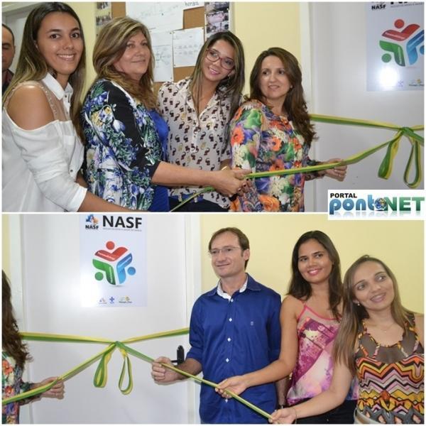 MASSAPÊ: Prefeito Chico Carvalho implanta NASF e inaugura Centro de Fisioterapia - Imagem 8