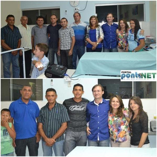 MASSAPÊ: Prefeito Chico Carvalho implanta NASF e inaugura Centro de Fisioterapia - Imagem 3
