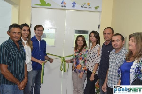 MASSAPÊ: Prefeito Chico Carvalho implanta NASF e inaugura Centro de Fisioterapia - Imagem 30