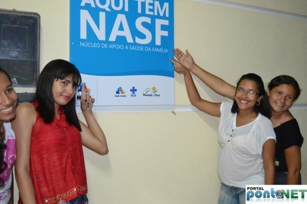 MASSAPÊ: Prefeito Chico Carvalho implanta NASF e inaugura Centro de Fisioterapia - Imagem 14