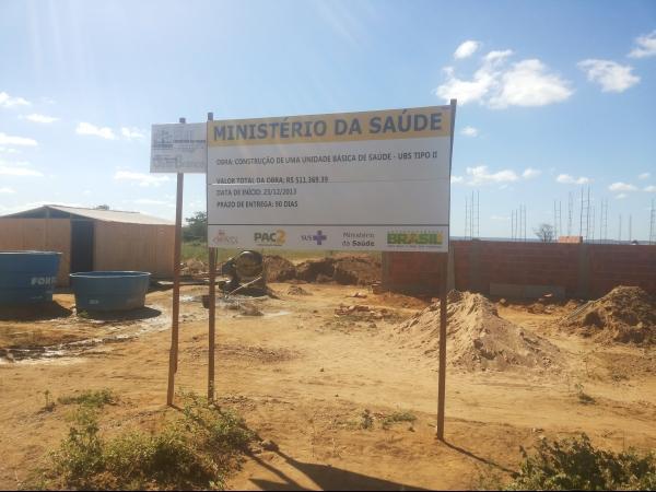 Construção da Unidade Básica de Saúde (UBS) - Imagem 2