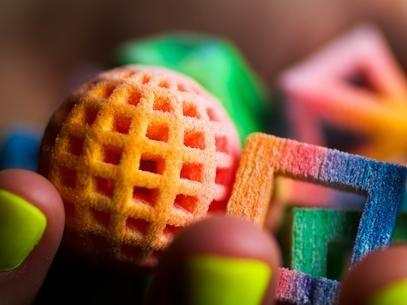 Impressora 3D que faz bala e chocolate chega ao final do ano
